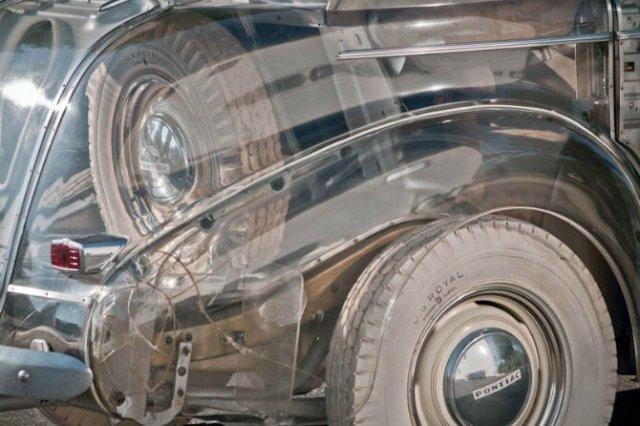 Masina fantoma: Bijuteria auto a trecutului - Poza 4