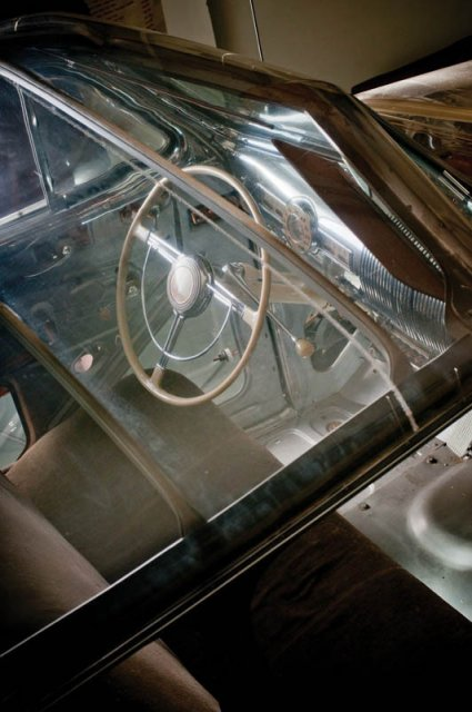 Masina fantoma: Bijuteria auto a trecutului - Poza 8