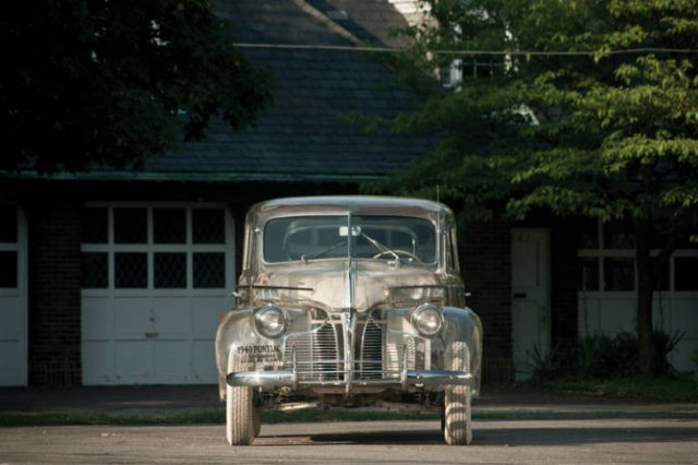 Masina fantoma: Bijuteria auto a trecutului - Poza 9