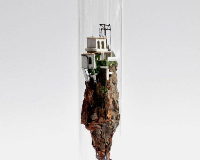Viata in eprubete: Sculpturi miniaturale, cu Rosa de Yong - Poza 5