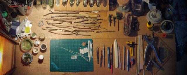 Viata in eprubete: Sculpturi miniaturale, cu Rosa de Yong - Poza 8