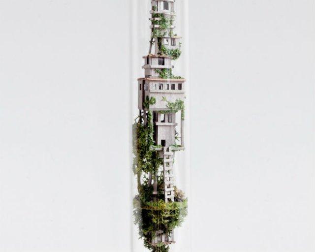 Viata in eprubete: Sculpturi miniaturale, cu Rosa de Yong - Poza 10