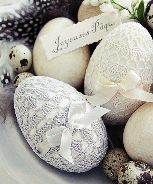 Cele mai simple idei geniale de decorare a oualor