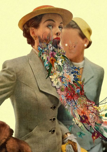 Colaje suprarealiste, cu Peter Schmidt - Poza 3