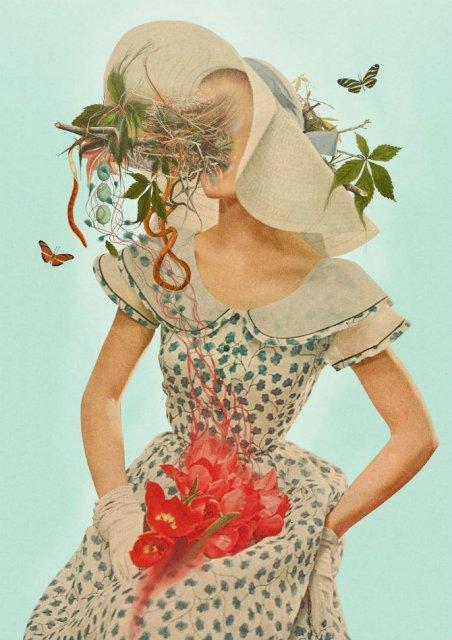 Colaje suprarealiste, cu Peter Schmidt - Poza 4