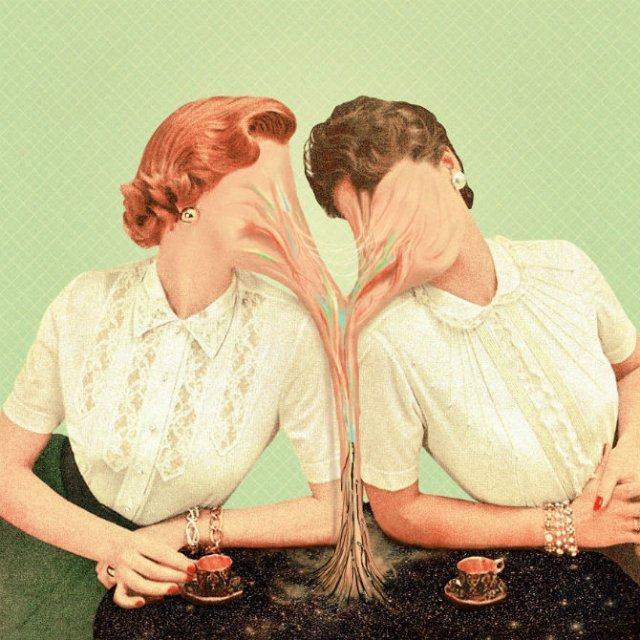 Colaje suprarealiste, cu Peter Schmidt - Poza 5