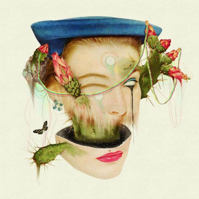 Colaje suprarealiste, cu Peter Schmidt - Poza 7