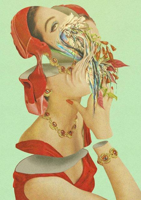 Colaje suprarealiste, cu Peter Schmidt - Poza 9