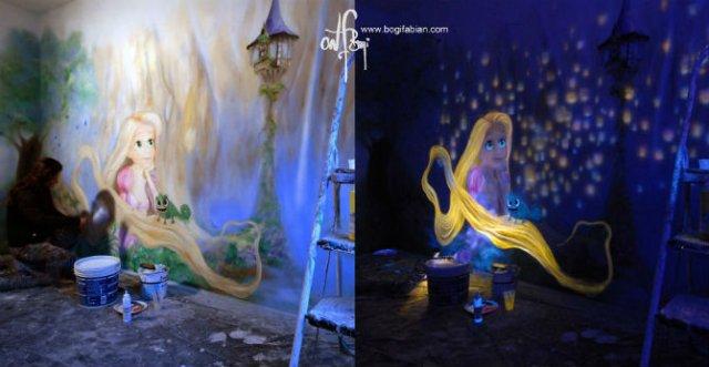 Magia noptii: Cand luminile se sting, peretii prind viata - Poza 11