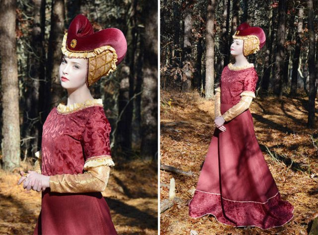 Rochii de poveste cu Angela Clayton - Poza 9