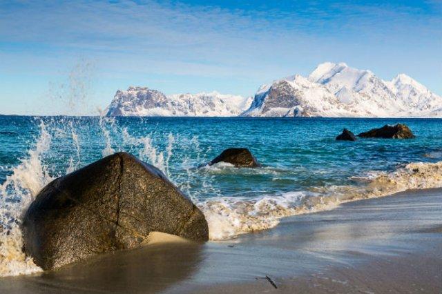 Un strop din frumusetea Norvegiei, in poze uluitoare - Poza 11