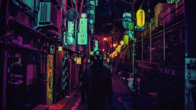 Pierdut in frumusetea Japoniei, noaptea - Poza 13