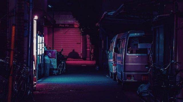 Pierdut in frumusetea Japoniei, noaptea - Poza 14