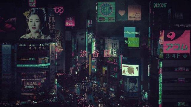 Pierdut in frumusetea Japoniei, noaptea - Poza 15