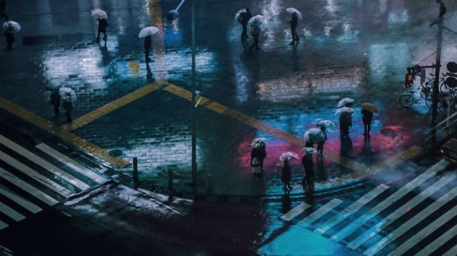 Pierdut in frumusetea Japoniei, noaptea - Poza 3