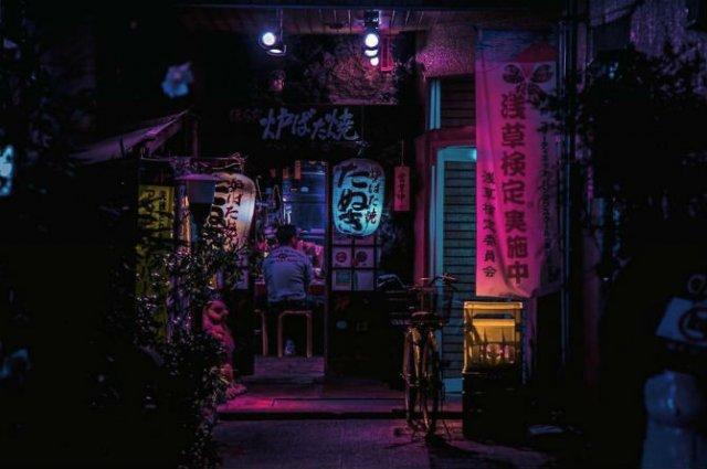 Pierdut in frumusetea Japoniei, noaptea - Poza 7