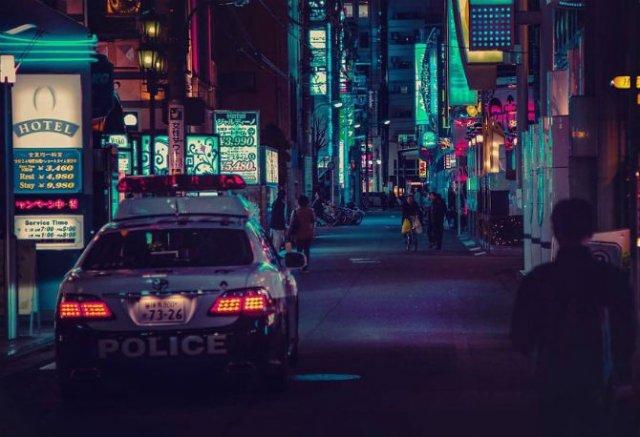 Pierdut in frumusetea Japoniei, noaptea - Poza 10