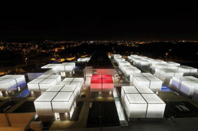 Bijuterii arhitecturale: Cum vor arata cladirile in viitor