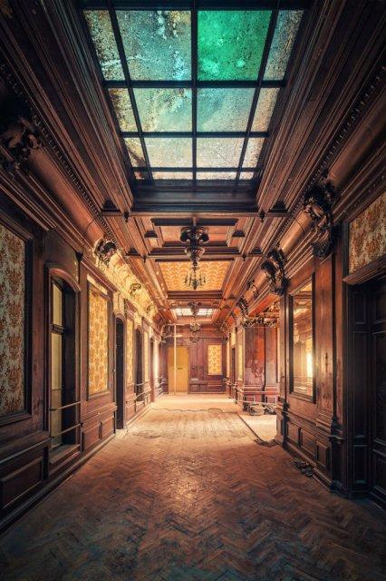 Locuri abandonate superbe, in poze fascinante - Poza 19