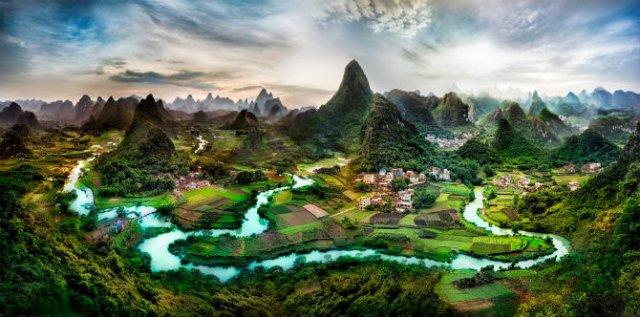 Cele mai frumoase locuri din lume, in imagini uluitoare - Poza 29