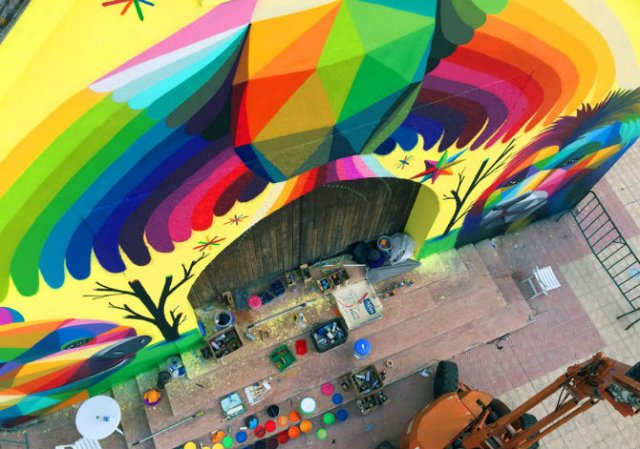 Lacasul de cult multicolor din Morocco - Poza 10