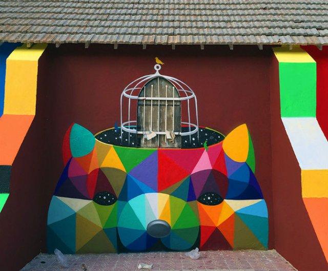 Lacasul de cult multicolor din Morocco - Poza 3