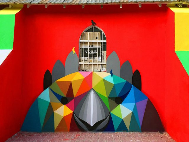 Lacasul de cult multicolor din Morocco - Poza 6