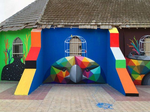 Lacasul de cult multicolor din Morocco - Poza 7