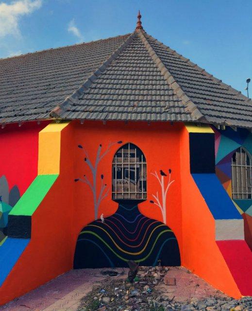 Lacasul de cult multicolor din Morocco - Poza 8