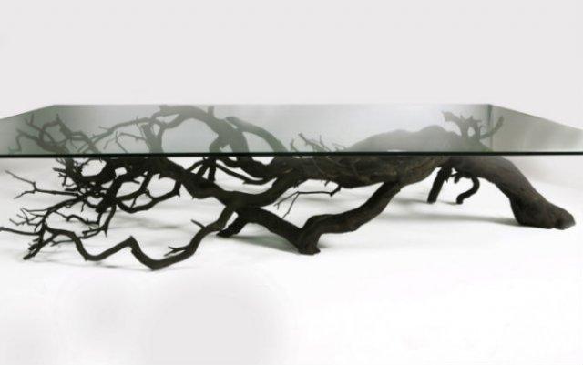 Rafturi din ramuri de copaci, cu Sebastian Errazuriz - Poza 7