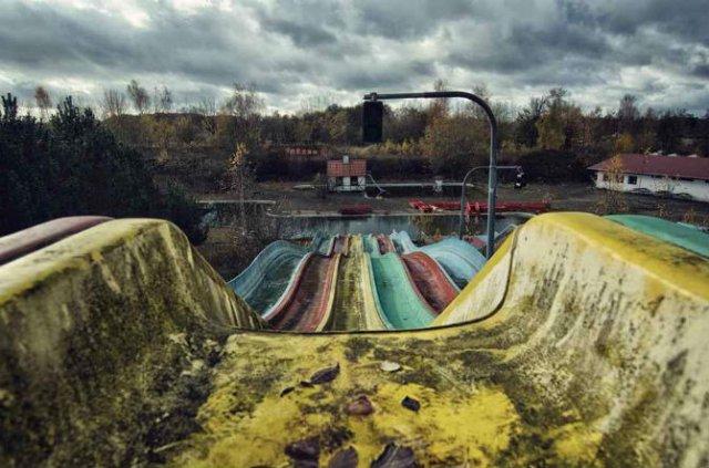 Cele mai frumoase locuri abandonate din lume - Poza 14