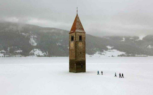 Cele mai frumoase locuri abandonate din lume - Poza 10