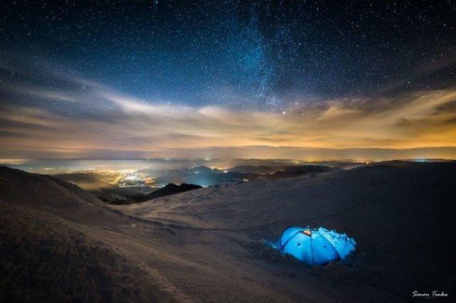 In doi, sub cerul liber: Intalnire pe varful muntilor - Poza 4