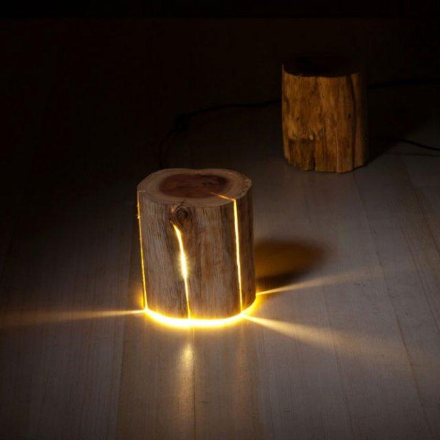 Creeaza cu lumina care-i lipseste: Buturugi luminoase, cu Duncan Meerd - Poza 6