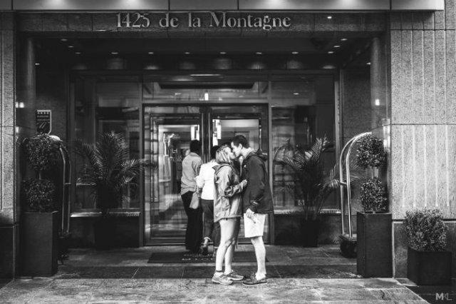 Dragoste stradala: Momente romantice, pe strazile cenusii - Poza 9