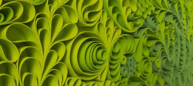 Jocul aparentelor: Structuri abstracte variabile ca gandurile privitor - Poza 4