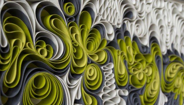 Jocul aparentelor: Structuri abstracte variabile ca gandurile privitor - Poza 6