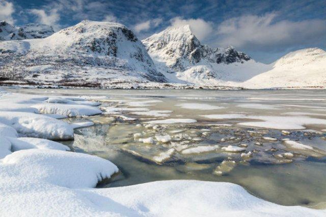 Un strop din frumusetea Norvegiei, in poze uluitoare - Poza 10
