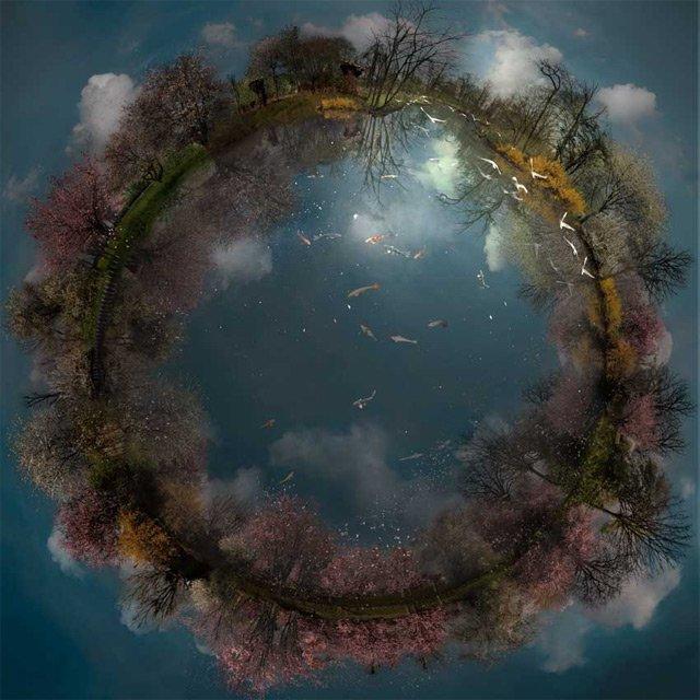 Lumi miniaturale: O poezie vizuala, de Catherine Nelson - Poza 7