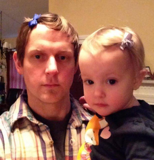 Cei mai tari tati din lume, in 14 fotografii hazlii - Poza 5