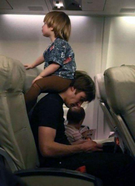 Cei mai tari tati din lume, in 14 fotografii hazlii - Poza 6