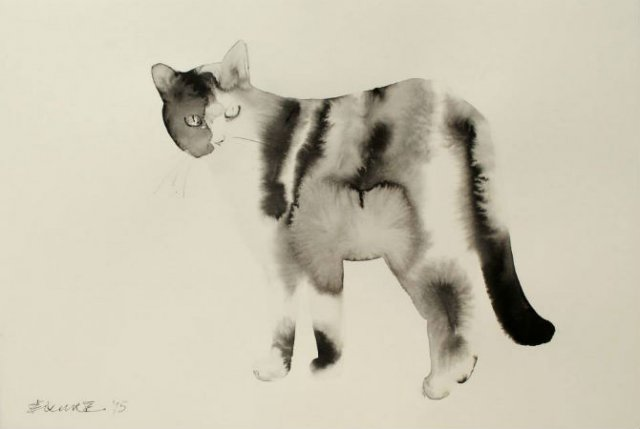 Pisici din cerneala, cu Endre Penovac - Poza 6