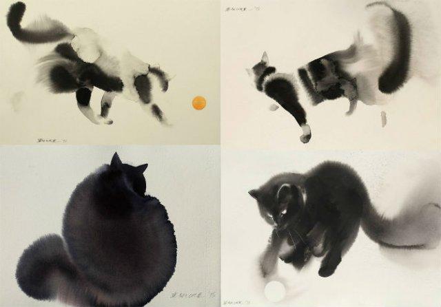 Pisici din cerneala, cu Endre Penovac - Poza 8
