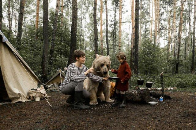 Cel mai simpatic urs, intr-o poveste de familie - Poza 4