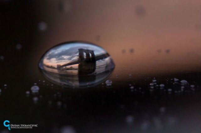 Metropolele lumii, in picaturi de apa - Poza 10