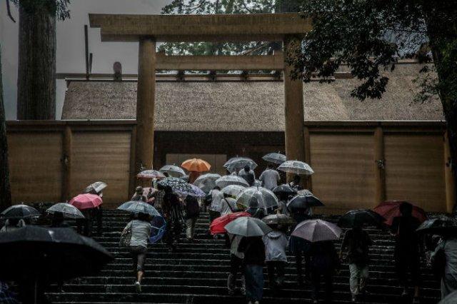 Uimitoarea Japonie, in sezonul ploios - Poza 4