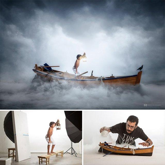 Povesti vizuale cu jucarii - Poza 9