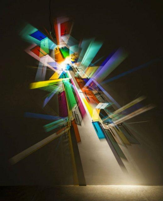 Picturi cu lumina: Prima forma de arta unica din acest secol - Poza 9