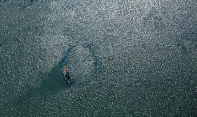 Frumuseta Bangladeshului, prin ochii unui aviator - Poza 11