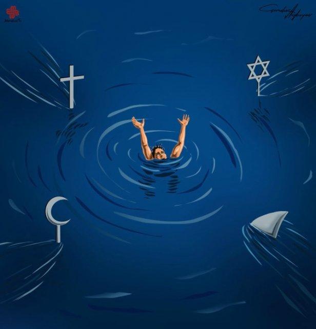 Nenorocirile lumii, in ilustratii satirice - Poza 3
